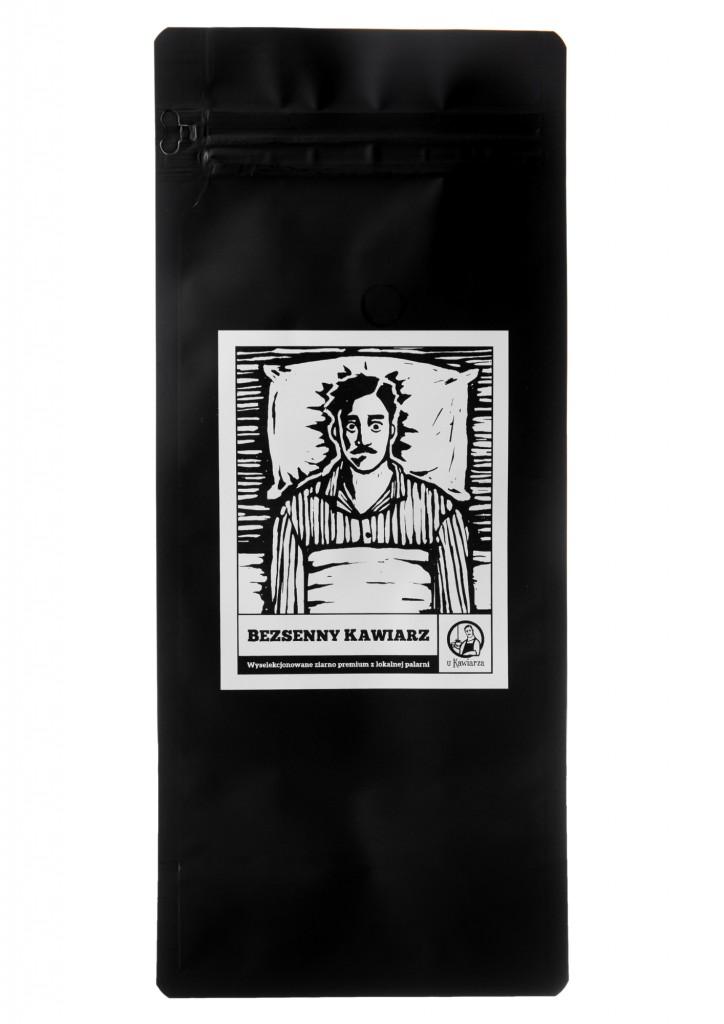 Kawa Bezsenny Kawiarz 2.0 60/40 1000g ziarnista