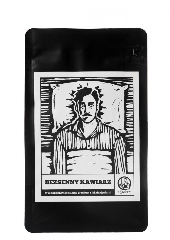 Kawa Bezsenny Kawiarz 60/40 250g ziarnista