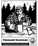 Kawa Porządny Kawiarz 80/20 1000g ziarnista
