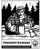 Kawa Porządny Kawiarz 80/20 250g mielona