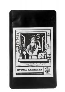 Kawa Rytuał Kawiarza 90/10 250g ziarnista