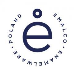 Kubek emaliowany Emalco Perła Kawiarza