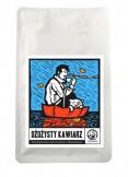 Kawa Dżdżysty Kawiarz 100% arabika 250g ziarnista