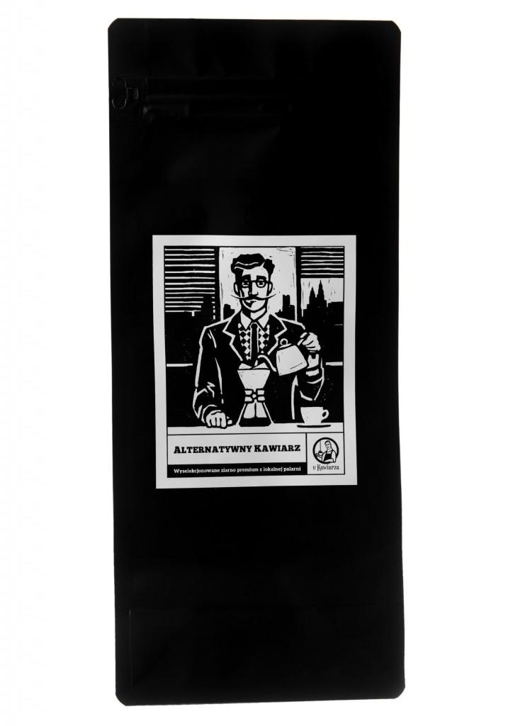 Kawa Alternatywny Kawiarz 2.0 100% arabika 1000g ziarnista