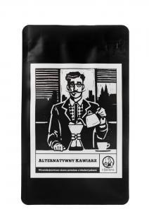 Kawa Alternatywny Kawiarz 2.0 100% arabika 250g ziarnista