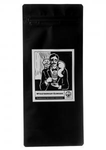 Kawa Wyrafinowany Kawiarz 2.0 100% arabika 1000g ziarnista