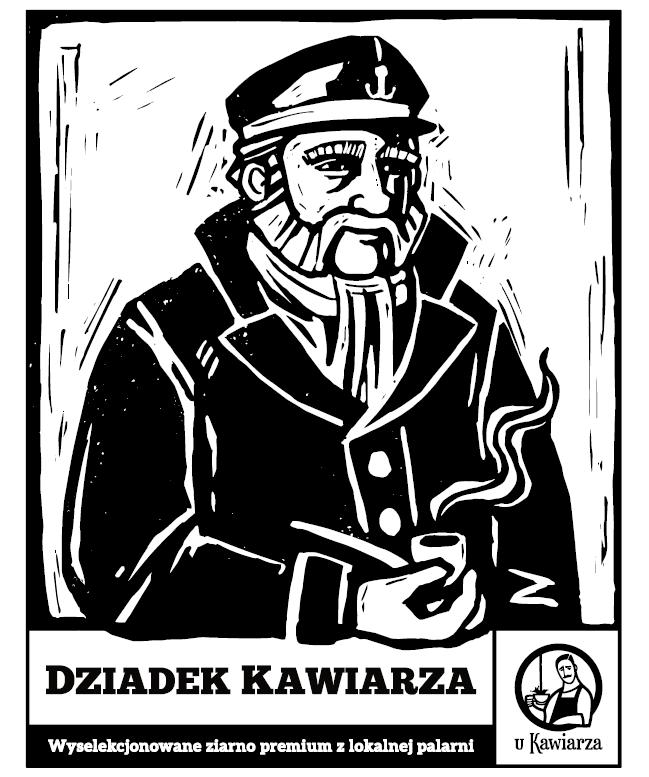 Dziadek Kawiarza - podgląd