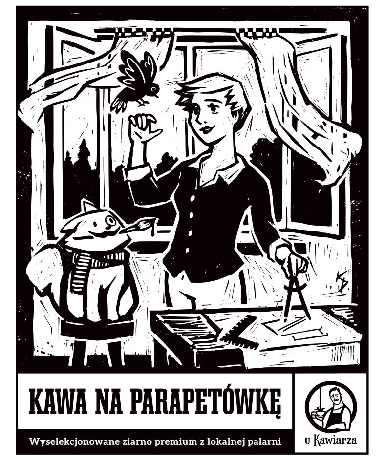 Kawa na Parapetówkę - podgląd