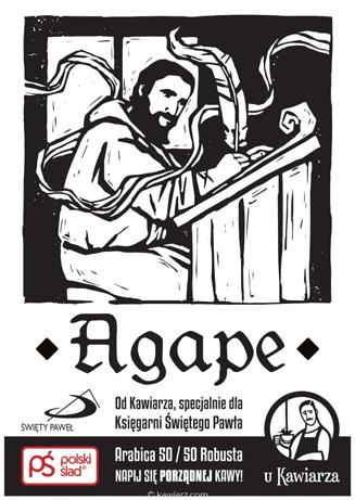 Agape Arabica 50 / 50 Robusta