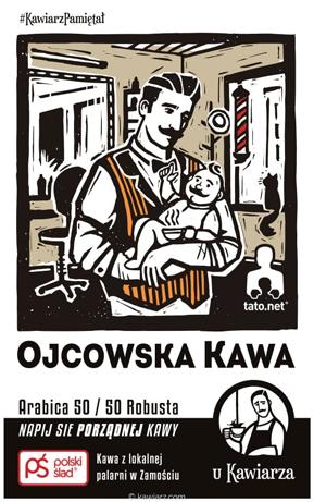 Ojcowska Kawa Arabica 50 / 50 Robusta