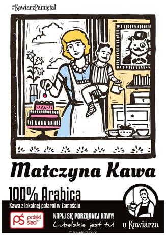 Matczyna Kawa 100% Arabica