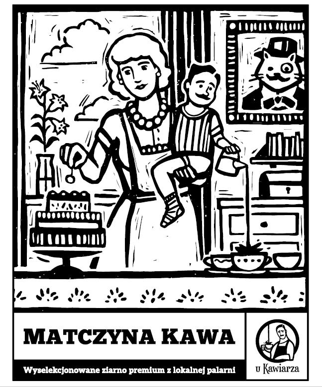 Matczyna Kawa - podgląd