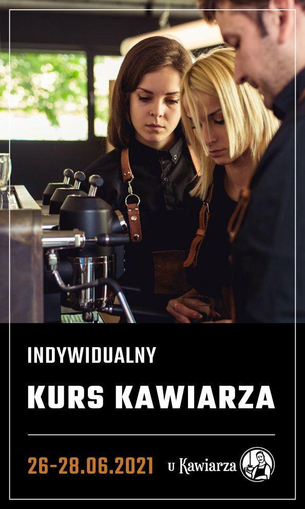 Kurs Kawiarza 26-28.06.2021 Lublin
