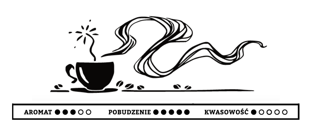 Mieszanka pobudzony kawiarz
